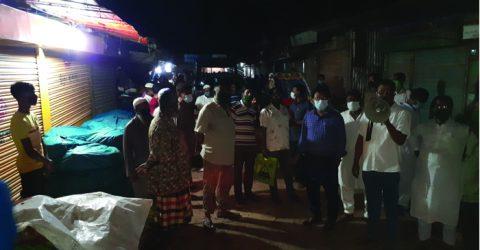দুর্গাপুরে লকডাউন অমান্যদের ভ্রাম্যমান আদালতে জরিমানা