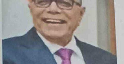 """মহামান্য রাষ্ট্রপতিকে নিয়ে কবি মুললেছ উদ্দিনের লিখা """"মেঘনার পাড়ে সোনার মানুষ"""""""